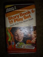 Pillsbury Doughboy Jack and the Beanstalk Story Book Set Dough Boy VERY RARE
