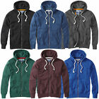 Charles Wilson Men's Lightweight Zip Hoody Hoodie Fleece Top New 2016