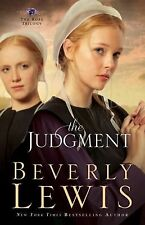 THE JUDGMENT Rose Trilogy Book # 2 Beverly Lewis NEW book Amish fiction series