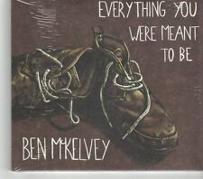(GM514) Ben McKelvey, Everything You Were Meant To Be - Sealed CD