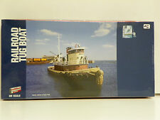 "WALTHERS/CORNERSTONE HO U/A ""RAILROAD TUG BOAT"" PLASTIC MODEL KIT"