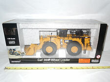 Caterpillar 994F Wheel Loader In Black Box  By Norscot  1/50th Scale