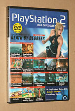 PS 2 Offizielle Magazin Demo DVD Viewtifull Joe 2 Death by Degrees etc  03/2005