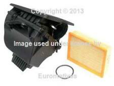 BMW e46 330 x3 3.0i Air Filter Housing GENUINE w/ Filter+Seal intake cleaner
