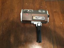 Camera Bell & Howell Filmosound 8 Autoload Vintage 8mm Movie Camera Super 8 cart