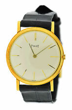 Piaget Ultra Thin 18K Yellow Gold Watch 904