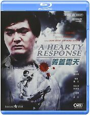 BRAND NEW 1986 Hong Kong Movie REGION A Blu-Ray A Hearty Response - Chow Yun-fat
