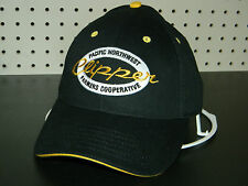 CAP NEW PACIFIC NORTHWEST FARMERS COOPERATIVE CLIPPER EMBROIDERED LOGO BASEBALL