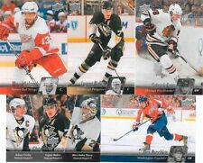 2010 2011 Upper Deck NHL Hockey Complete Mint Basic Series 1 and 2 Set 400 Cards