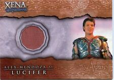 XENA WARRIOR PRINCESS ALEX MENDOZA AS LUCIFER WORN COSTUME MATERIAL C13