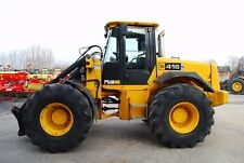 JCB 411 416 Wheeled Loader Workshop Service Repair Manual