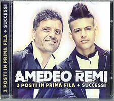 Amedeo Remi - 2 Posti In Prima Fila + Successi CD
