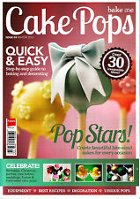 BAKE ME Cake Pops QUICK & EASY Step-by-Step Guide to Baking & Decorating @NEW@