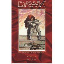 Dawn: Return of the Goddess 3 LTD ED-Joseph Michael Linsner - NM/M