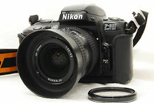 """""""Exc+++"""" Nikon F-601 35mm SLR Film Camera with 28-70mm Lens from Japan #0290"""