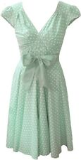 Eucalyptus Clothing Regina Mint Green Cotton Dress. Size XXL – UK 18. BNWT.