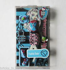 Monster High W9123 - Frankie Stein Accesoire Set, Fashion Set- Neu + OVP