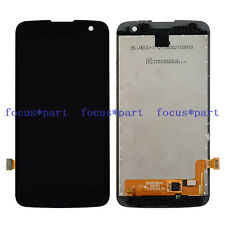 New LG K4 K120 Touch Digitizer Screen + LCD Display Assembly Black