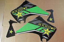 FX ROCKSTAR GRAPHICS KAWASAKI KX125 KX250 2003 2004 2005 2006 2007