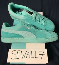 PUMA SUEDE X DIAMOND SUPPLY CO TIFFANY BLUE 363001-02 SIZE 10.5