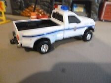 US Park Police Duelly Pick Up Truck  1:64