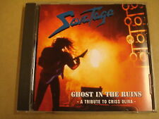 CD / SAVATAGE - GHOST IN THE RUINS