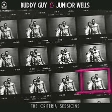 Buddy Guy & Junior Wells - The Criteria Sessions - RSD NEW SEALED LP LTD Edition