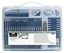 Royal Langnickel Pencil Sketching Set - Clear Case         (RSET-ART3205)