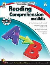 Reading Comprehension and Skills, Grade 6 (Kelley Wingate)