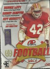AP Sports: Football Series - Vol. 2 (DVD, 2004) NEW SEALED
