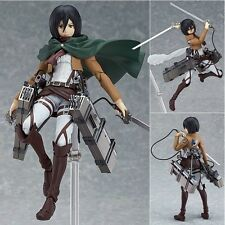 ATTACK ON TITAN | Mikasa Ackerman Figure 15cm PVC