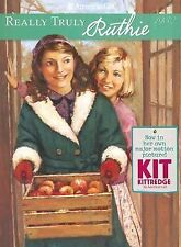 New American Girl Really Truly Ruthie Paperback Book