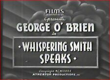 WHISPERING SMITH SPEAKS 1935 Adventuire w/George O'Brien, Irene Ware