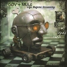 Gov't Mule / Life Before Insanity - 2 Vinyl LP 180g Music On Vinyl