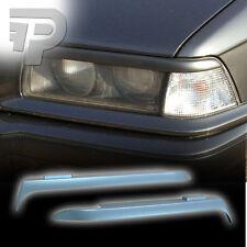 PAINTED BMW E36 EYELID HEADLIGHT EYEBROW EYELIDS 92-98▼