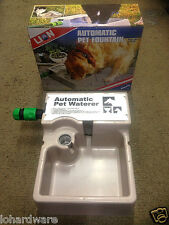 2 Liter CAPACITY)AUTOMATIC PET FOUNTAIN - IDEAL FOR MAJORITY OF HOUSEHOLD PETS