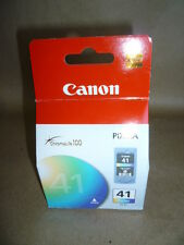 CANON 0617B002AA, CL-41 COLOR INK GENUINE