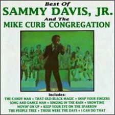 Best Of Sammy Davis Jr. - Sammy Jr. Davis (1991, CD NEUF) CD-R