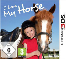 Nintendo 3DS Game I love my Horse 2DS compatible NEW