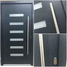 Haustür WeltHaus Türen  WH75 Aluminium  mit Kunststoff Tür Model LA 65 Haustür