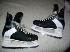CCM INTRUDER ICE HOCKEY SKATES GREAT SHAPE MEN'S SIZE 11 PRICED TO SELL NICE !