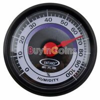 Hot Accurate Durable Portable Mini Power-Free Indoor Outdoor Humidity Hygrometer