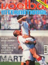 V.I. 1993  nr. 19 - CLARENCE SEEDORF/AJAX/LATUHERU/RON WILLEMS/JACK DE GIER