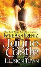 Illusion Town by Jayne Castle (2016, Hardcover, Large Type)