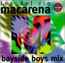 LOS DEL RIO CD SINGLE MACARENA BAYSIDE BOYS MIX
