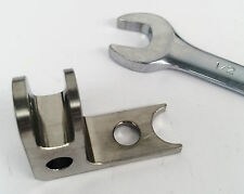 NEW titanium M5 clevis bracket Force India F1 motorspoort racecar rally part #20