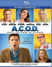 A.C.O.D. Adult Children Of Divorce (Blu-ray Disc, 2014)