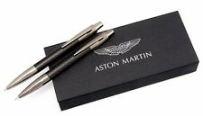 Aston Martin Boxed Carbon Fibre Pen and Pencil Set - 707041