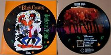 "THE BLACK CROWES JEALOUS AGAIN 12"" VINYL PIC PICTURE DISC + BACKING CARD"