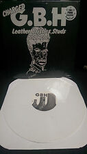 CHARGED G.B.H. - Leather,Bristles,Studs,& Acne LP PUNK Generals Necrophilia